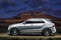 Mercedes-GLE-63-AMG-at-dusk