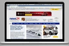 Renault Silverlakes on News24