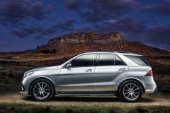 Mercedes-GLE-63-AMG-at-dusk